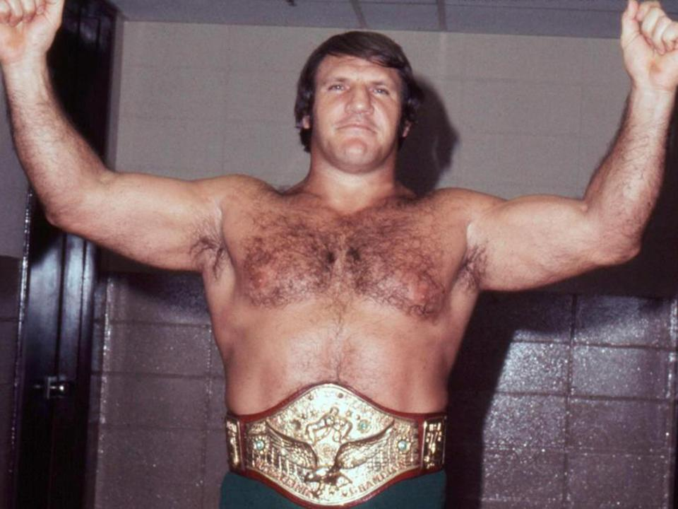 Bruno Sammartino was WWE Champion for nearly eight years: Pro Wrestling Illustrated