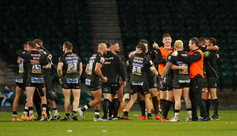 Premiership Final - Exeter Chiefs v Wasps