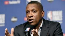 Raptors GM did a 'close-fisted shove… potentially.' But police haven't released video