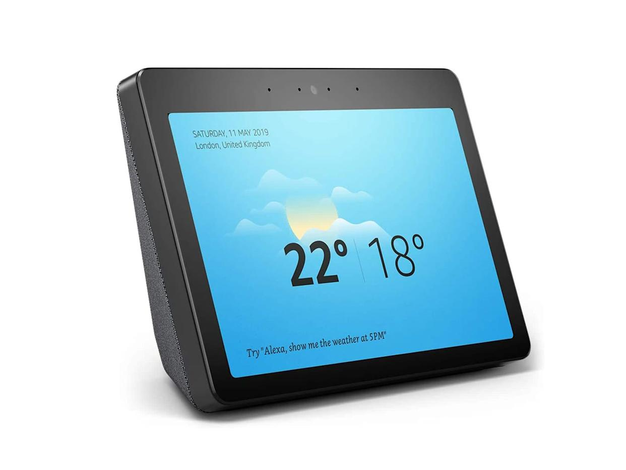 As a speaker, clock and mini TV in one, adding this to your basket is a no brainerAmazon