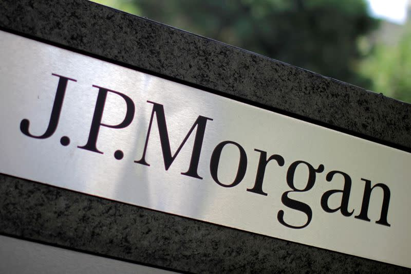 Exclusive: JPMorgan drops terms 'master,' 'slave' from internal tech code and materials