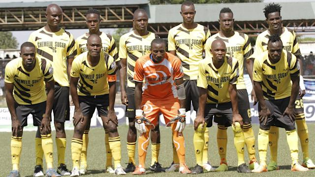The match between Chemelil Sugar and Muhoroni Youth will be completed on Sunday having kicked off on Saturday