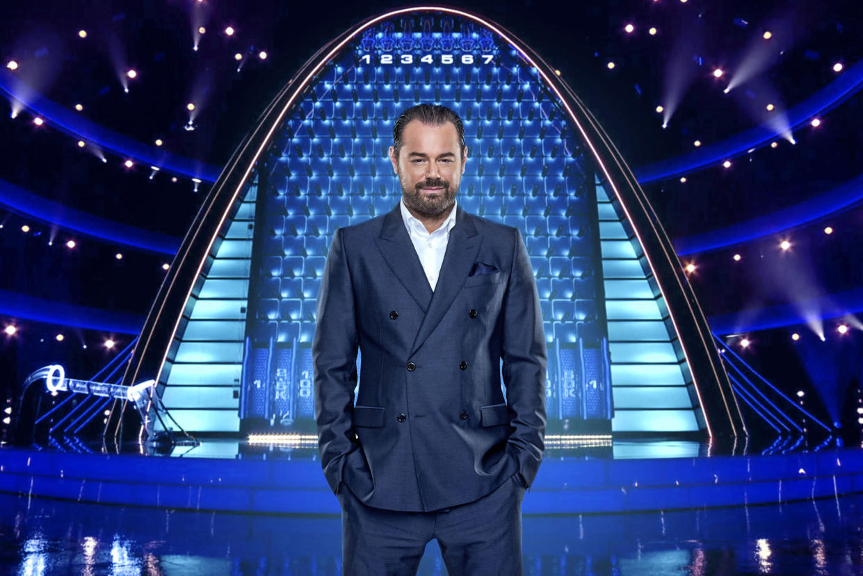 The Wall:  Danny Dyer - (Remarkable Television/Guy Levy)