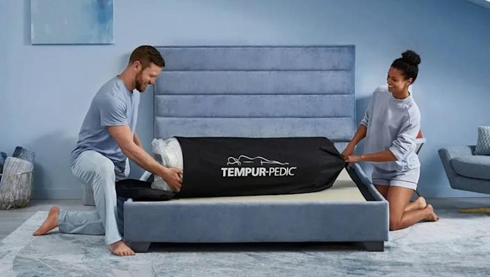 Black Friday 2020: The Tempur-Pedic Cloud Mattress.