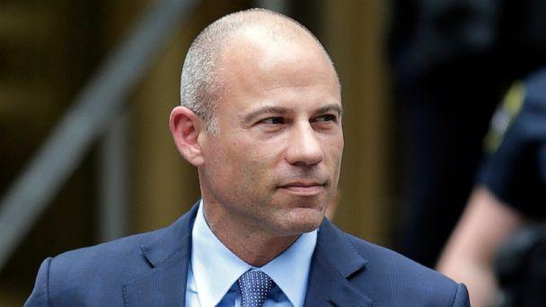 PHOTO: FILE - In this May 28, 2019, file photo, California attorney Michael Avenatti leaves a courthouse in New York following a hearing. (Seth Wenig/AP, File)