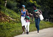 Racism in Cuba is 'subtle' and underlying, according to activists, but it persists despite government claims to the contrary (AFP Photo/Yamil LAGE)