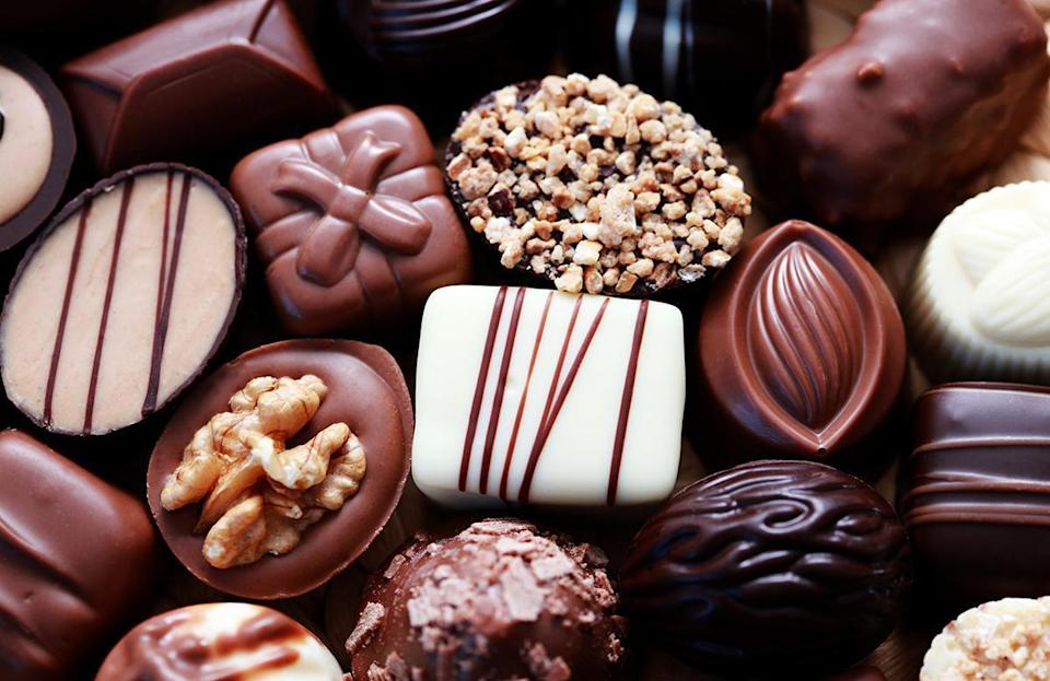 """<p>Chocolate melts in the sun, so its time at a cookout will be limited. Don't waste your money picking up truffles and bonbons from <a href=""""https://www.thedailymeal.com/eat/best-chocolate-shop-every-state-gallery?referrer=yahoo&category=beauty_food&include_utm=1&utm_medium=referral&utm_source=yahoo&utm_campaign=feed"""" rel=""""nofollow noopener"""" target=""""_blank"""" data-ylk=""""slk:the best chocolate shop in your state"""" class=""""link rapid-noclick-resp"""">the best chocolate shop in your state</a>. Save the chocolates for the holiday season.</p>"""