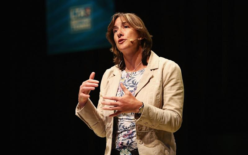 UK Sport chair Katherine Grainger wants to get to the heart of what is happening in sport - Getty Images Europe