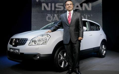 Nissan boss Carlos Ghosn  - Credit: Reuters