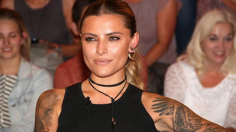 Sophia Thomalla hat bald ein Helene-Fischer-Tattoo