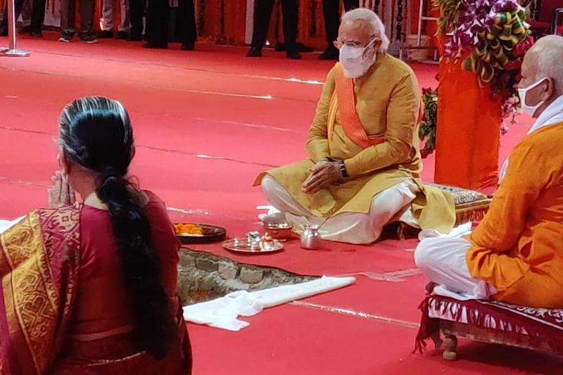 News18 Evening Digest: PM Modi Lays Foundation Stone for Ram Temple and Other Top Stories