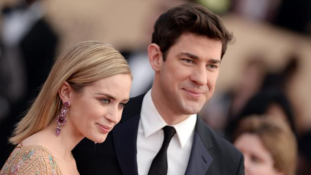 Emily Blunt and John Kraskinski are finally starring in a movie together