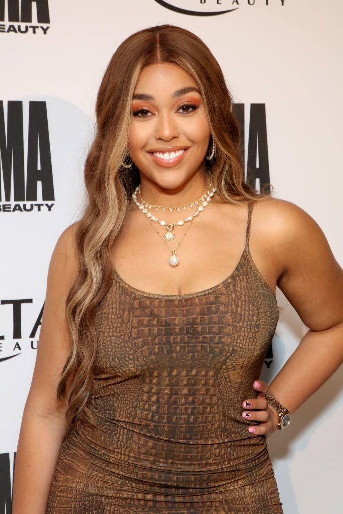 """<p>Jordyn Woods loves her sign so much that she <a href=""""https://www.lifeandstylemag.com/posts/jordyn-woods-gets-a-facial-in-honor-of-the-libra-supermoon/"""" rel=""""nofollow noopener"""" target=""""_blank"""" data-ylk=""""slk:celebrated last year's Libra Supermoon"""" class=""""link rapid-noclick-resp"""">celebrated last year's Libra Supermoon</a> with a facial and a healing meditation. </p>"""