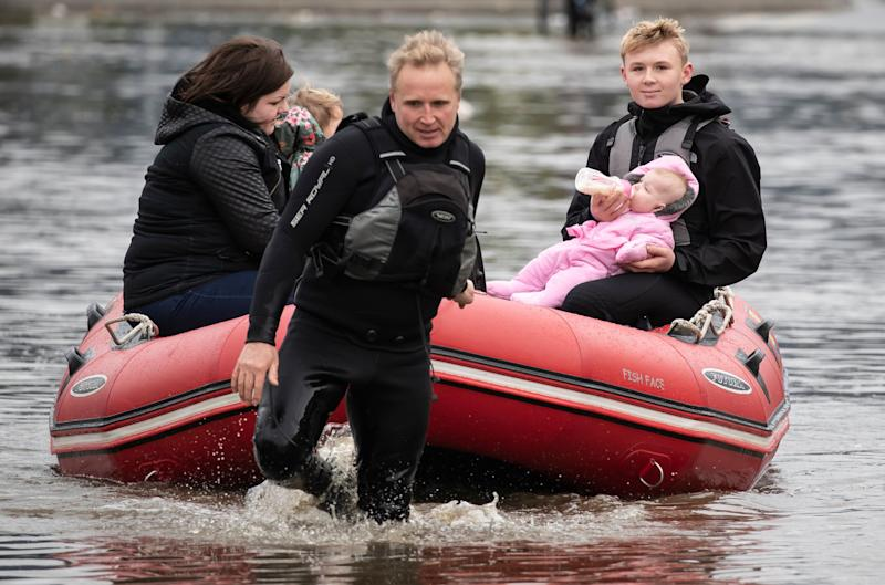 The Northern Floods Underline The Dangers Of Johnson's 'Winter Election'