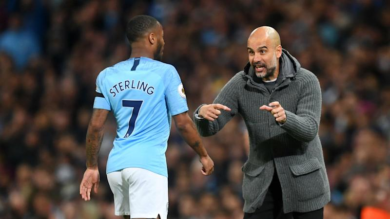 Barcelona and Real Madrid make all clubs 'tremble' – Guardiola addresses Sterling speculation