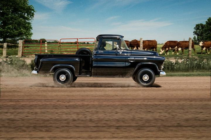 100 years of collectible Chevrolet Pickup Trucks