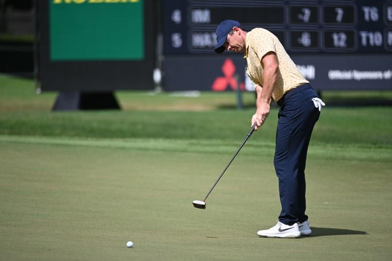 New father McIlroy says playing with more freedom is paying off