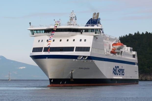 The Northern Expedition is temporarily out of service and may return in early August, says BC Ferries. (Kam Abbott/Flickr - image credit)