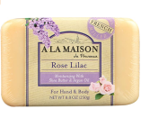 """<p><a class=""""link rapid-noclick-resp"""" href=""""https://www.amazon.com/Maison-Soap-Bars-Lilac-single/dp/B00YFPO8MM/?tag=syn-yahoo-20&ascsubtag=%5Bartid%7C10049.g.36302562%5Bsrc%7Cyahoo-us"""" rel=""""nofollow noopener"""" target=""""_blank"""" data-ylk=""""slk:BUY NOW"""">BUY NOW</a></p><p>Don't sleep on the Whole Foods beauty department—in particular their soaps are amazing. The scents of A La Maison de Provence will send you on a trip to France, while Goodsoap is an all-time Whole Foods fav. </p>"""