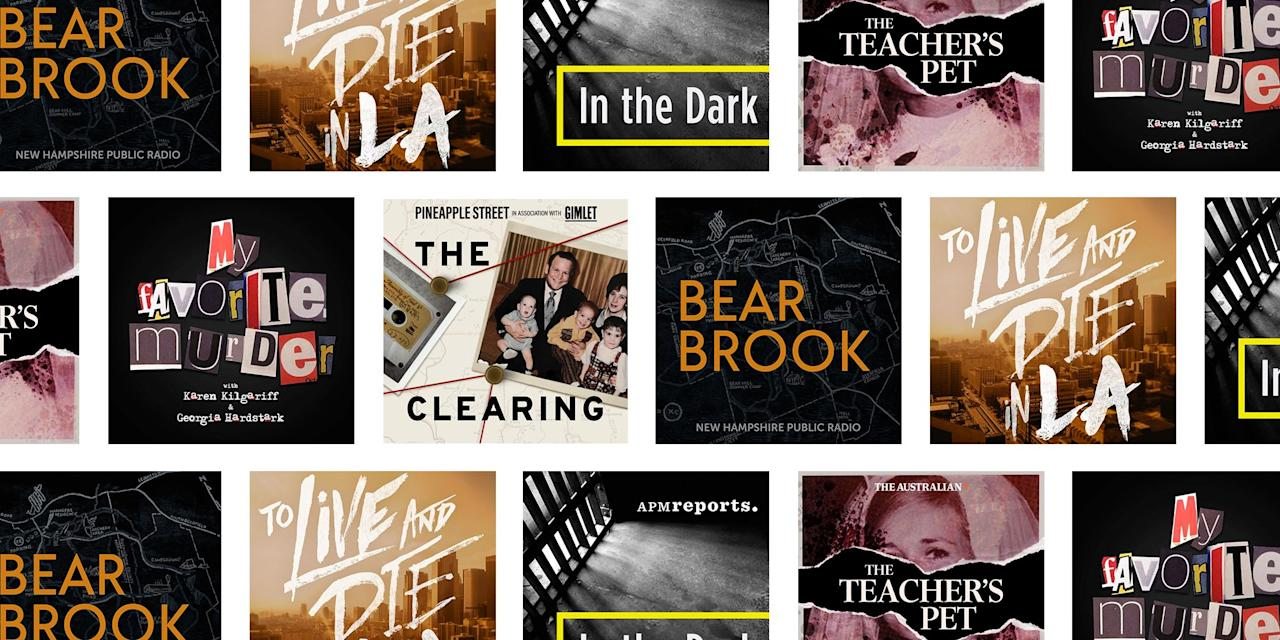 The Most Binge-Worthy True Crime Podcasts to Listen to Now