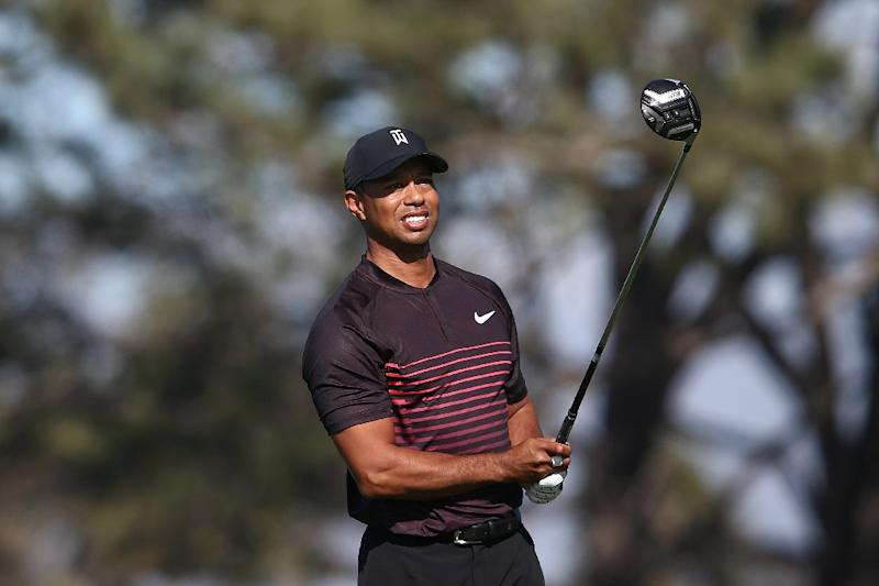 Mixed start for Woods at Torrey Pines