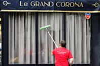 Cafes in Paris are getting ready to welcome customers back