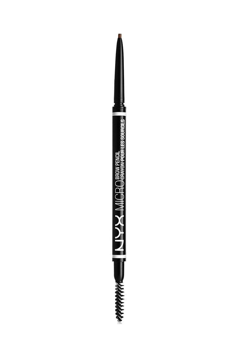 When it comes to the best drugstore beauty products, Nyx is always at the top of our list and their Micro Brow Pencil ($10) is no exception. And while the formula is outstanding, we're most impressed by the admirably inclusive shade range. (There's eight to be exact.)