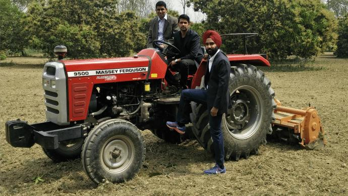 IAN invests in India's agri-machinery renting platform farMart