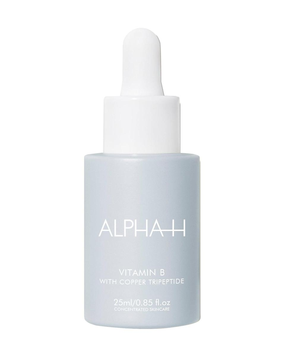 <p>The buzzy Australian brand might be famous for its glycolic products, but the <span>Alpha-H Vitamin B Serum</span> ($55) is an ideal niacinamide booster to slot into your retinol routine. Packed with antioxidants from chia seeds and brightening ferulic acid, you'll want to use in your morning lineup too for maximum benefits.</p>