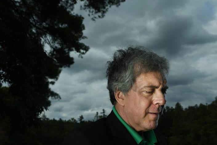 Don Black poses for a portrait at a park on Sunday October 02, 2016 in Crossville, TN. (Photo: Matt McClain/ The Washington Post via Getty Images)
