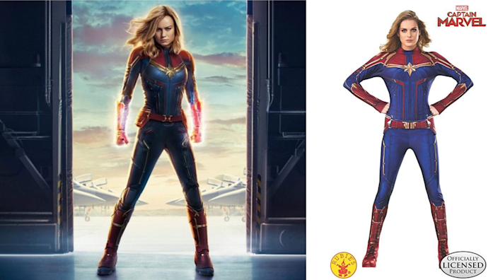 Rubies Womens Captain Marvel Hero Suit Clothing Shoes Jewelry Costumes Cosplay Apparel C $100.75 to c $368.58. משרד עורכי דין יריב ברוקמן