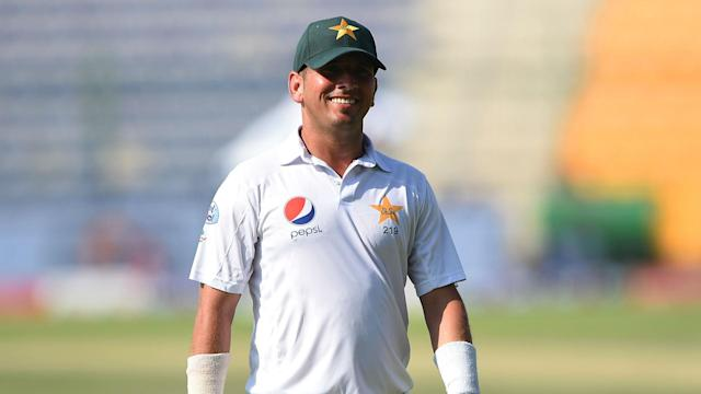 Yasir Shah was sent for a scan in Johannesburg after missing the final Test against South Africa with a knee injury.