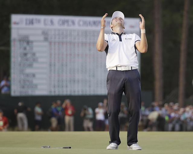 Never any doubt as Martin Kaymer goes wire-to-wire at the U.S. Open