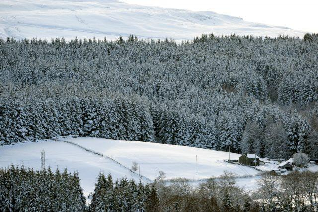 A snowy winter hit the UK in 2010 (Dave Thompson/PA)