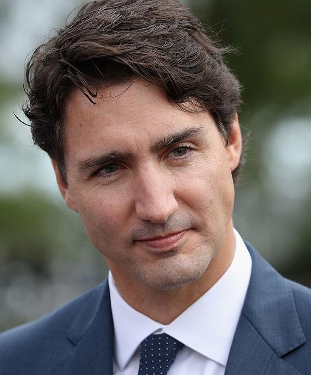 Canadian Prime Minister Justin Trudeau. Photo: Getty
