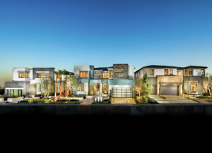 """""""Exciting things are happening in Porter Ranch, where residents enjoy a unique suburban lifestyle with the convenience of easy access to the city and beaches,"""" said Nick Norvilas, Division President of Toll Brothers in Los Angeles."""
