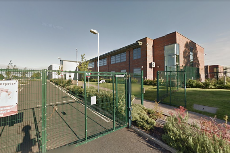 Buile Hill Academy in Salford has reportedly sent a whole Year 7 group into self-isolation (Google)