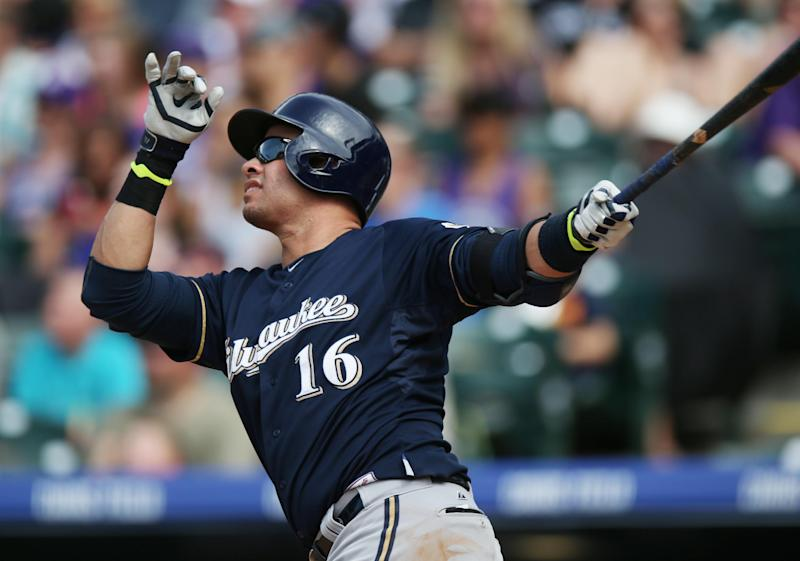 Ramirez lifts Brewers to 9-4 win over Rockies