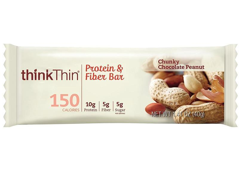 Think Thin Protein Fiber Bar Chunky Chocolate Peanut