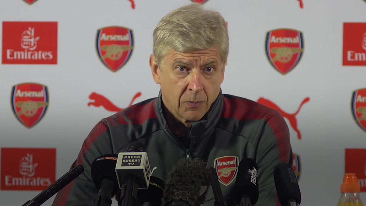 Arsene Wenger speaks ahead of his side's Premier League clash with Stoke City at the weekend, plus we have a roundup of the latest transfer news.