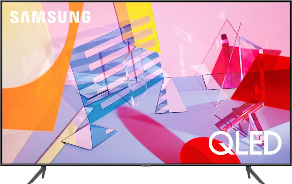 Samsung Q60T QLED smart TV