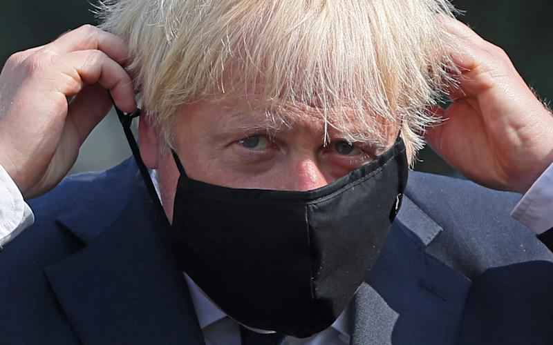 """The Prime Minister has claimed """"massive success"""" in reducing the death toll of COVID-19 in Britain. Meanwhile critics accuse the government of incompetence - Getty Images"""
