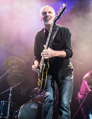 Legendary Guitarist Peter Frampton to Receive the Les Paul Innovation Award at 34th Annual NAMM TEC Awards