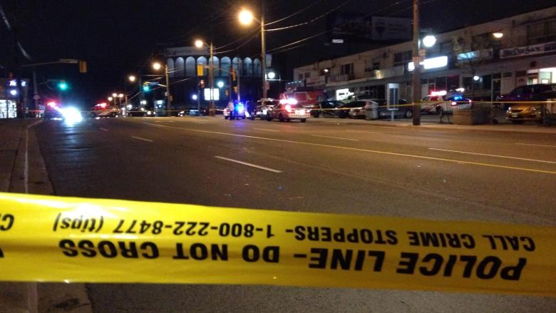 Hamilton man killed near Dufferin and Eglinton in what may be 'random attack'