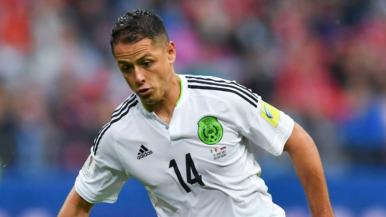 The Mexico international returns to the Premier League after spending three seasons away from England's top flight