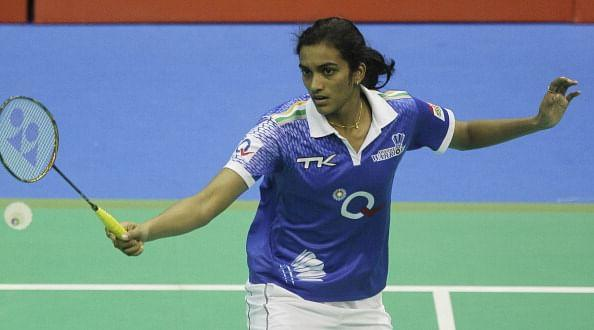 World No.12 P.V. Sindhu of India (Getty Images)