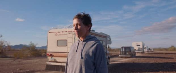 Frances McDormand won an Oscar for best actress for her starring role in Nomadland. The film was also named best picture, and its director, Chloé Zhao, took home a trophy, becoming only the second woman to win an Academy Award for best director.