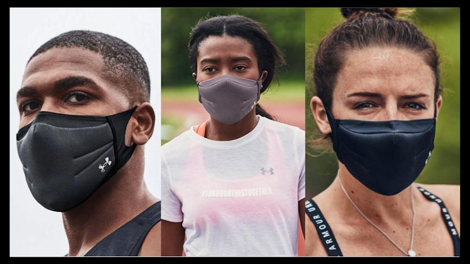 The UA Sportsmask by Under Armour - $30 or 2 for $40.