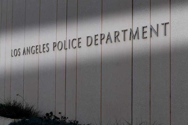 LAPD investigates after ad put up on right-wing website