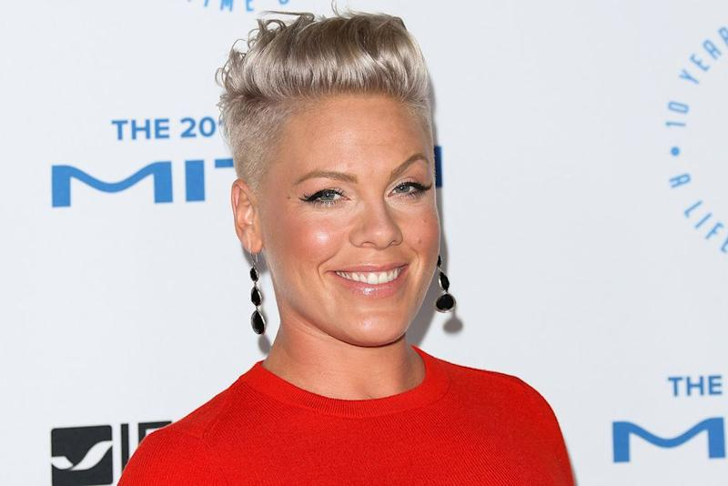 Pink writes heartfelt 'open letter to herself' about getting older